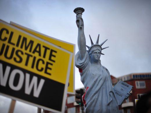 Justicia climática ahora