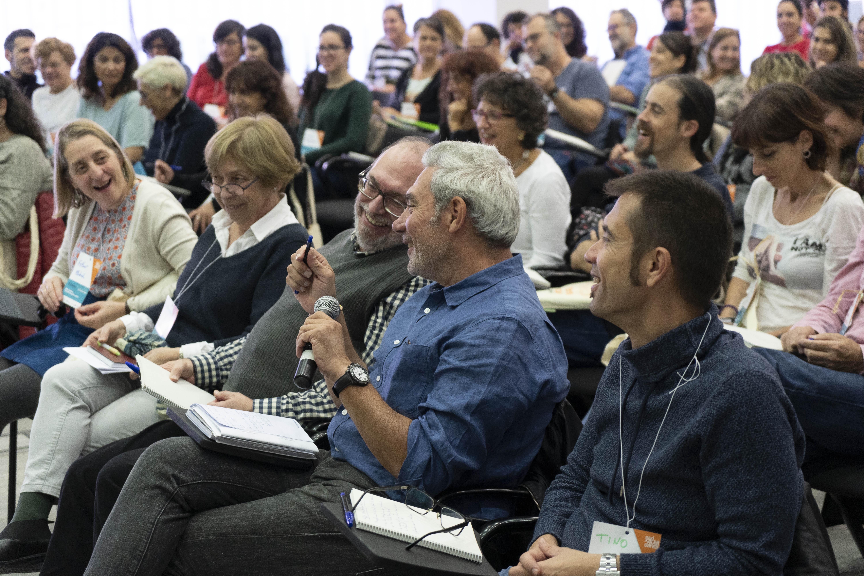 Participantes en el VIII Seminario 'Educación y Transformación Social'