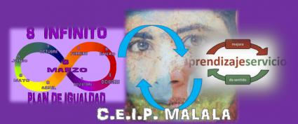 8 Infinito. Plan De Igualdad CEIP Malala