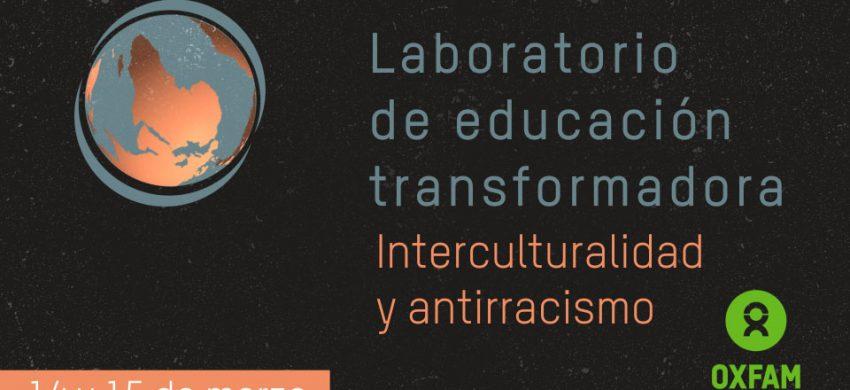 Laboratorio de educación intercultural y antirracista